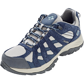 Columbia Redmond XT Waterproof Shoes Women Dove/Canyon Blue